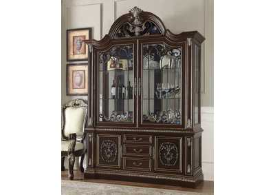 Image for Brown Cherry China Cabinet