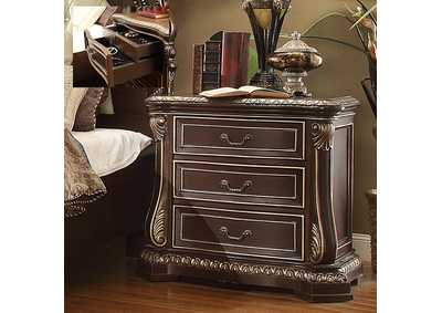 Image for Brown Cherry Night Stand