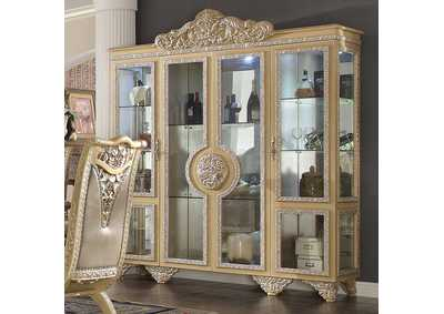 Image for Mohawk Pickle Frost China Cabinet