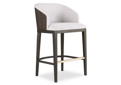 Image for Curata Alto Upholstered Bar Stool