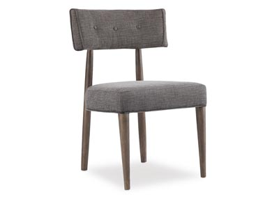 Image for Curata Granite Gray Upholstered Chair
