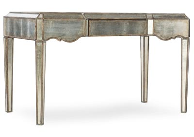 Image for Arabella Cultured Pearl Mirrored Writing Desk