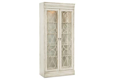 Image for Arabella Westar Bunching Display Cabinet