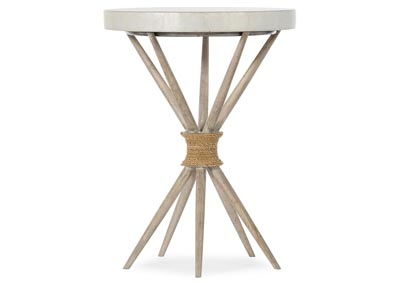 Image for American Life-Amani Gallery Accent Table