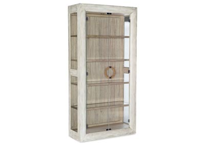 Image for American Life-Amani Tallow Display Cabinet