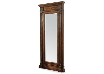 Image for Floor Mirror w/Jewelry Armoire Storage