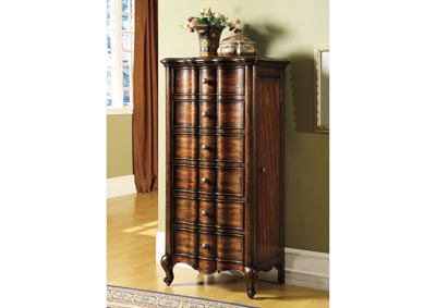 Image for French Jewelry Armoire