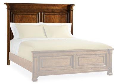 Tynecastle Jambalaya Queen Panel Bed,Hooker Furniture