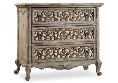 Image for Chatelet Alto Fretwork Nightstand