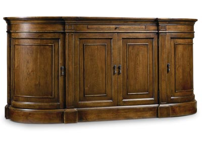 Image for Archivist Horses Neck Sideboard
