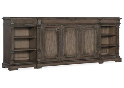 Image for Woodlands Armadillo Entertainment Console
