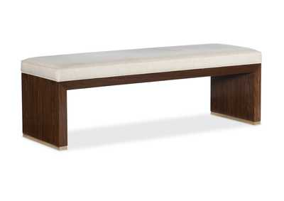 Image for Beige St. Maarten Bench