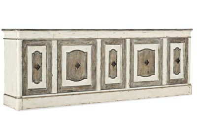 Image for Sanctuary 2 Satin Linen Tres Grand Buffet