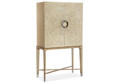 Image for Novella Coral Reef Zaballa Bar Cabinet
