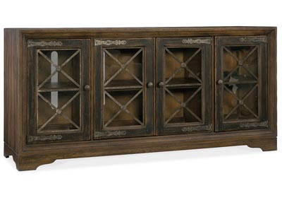 Image for Hill Country Birch Pipe Creek Bunching Media Console
