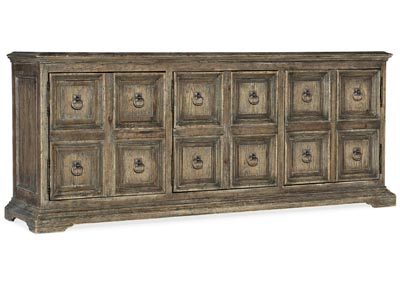 Image for La Grange Tobacco Brown Winchester Media Console