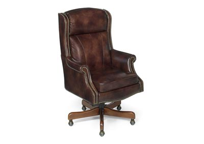 Image for EC Cocoa Brown Merlin Executive Swivel Tilt Chair