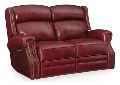 Image for MS Tamarind Carlisle Power Motion Loveseat w/ Power Headrest