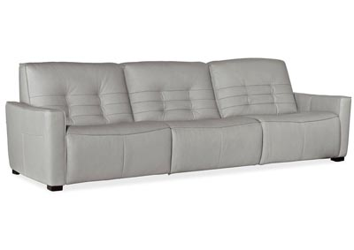 Image for MS Delta Reaux Power Recline Sofa w/3 Power Recliners