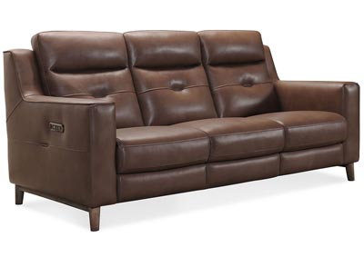 Image for MS Rock Lachlan Power Recline Sofa w/ Power Headrest