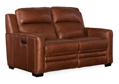 Image for MS Jambalaya Lincoln Power Recline Loveseat w/Power Headrest&Lumbar Rec