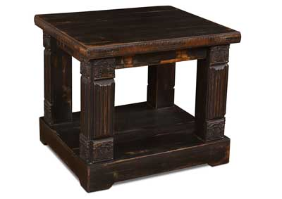 Image for Montenegro End Table