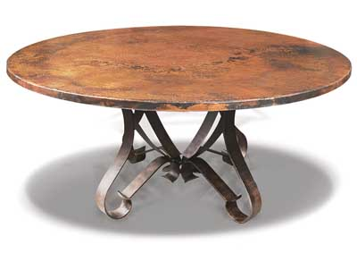 Image for Copper    Dining Table