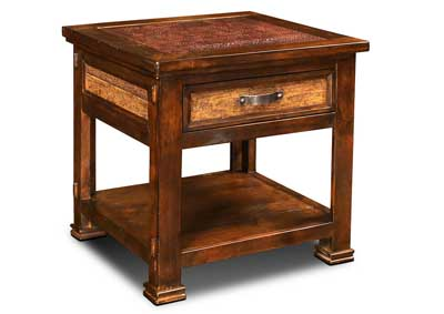 Image for Copper Ridge End Table