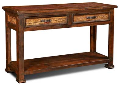 Image for Copper Ridge Sofa Table