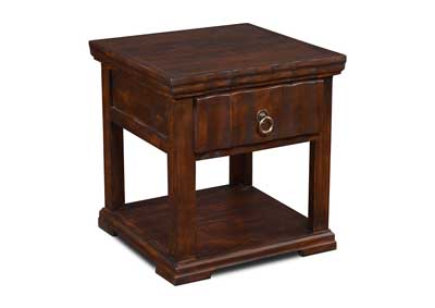 Image for Grand Rustic End Table