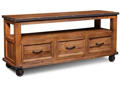 Image for Urban Rustic TV Stand