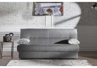 Regata Diego Gray 3 Seat Sleeper Sofa