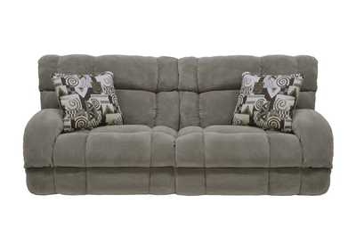 "Image for Siesta Porcini & Snickerdoodle ""Lay Flat"" Reclining Sofa"