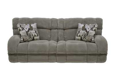 Image for Siesta Porcini Lay Flat Reclining Sofa