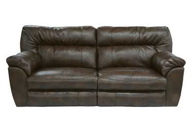 Image for Godiva Extra Wide Reclining Sofa