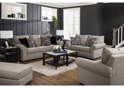 Image for Maddox Fossil Sofa and Loveseat