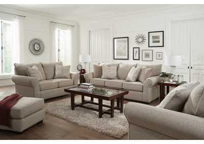 Image for Maddox Stone Sofa and Loveseat