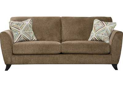 Image for Nautilus Spring & Tide Latte Sofa