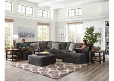 Image for Mammoth Smoke RSF Chaise Sectional