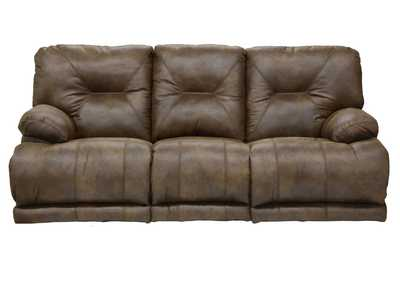 Image for Voyager Elk Lay Flat Reclining Sofa
