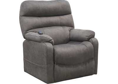 Image for Buckley Graphite Power Lift Recliner