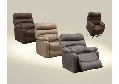 Image for Buckley Portabella Power Lift Recliner