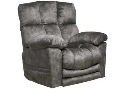 Image for Lofton Greystone Power Lift Recliner w/Dual Motor & Extended Ottoman