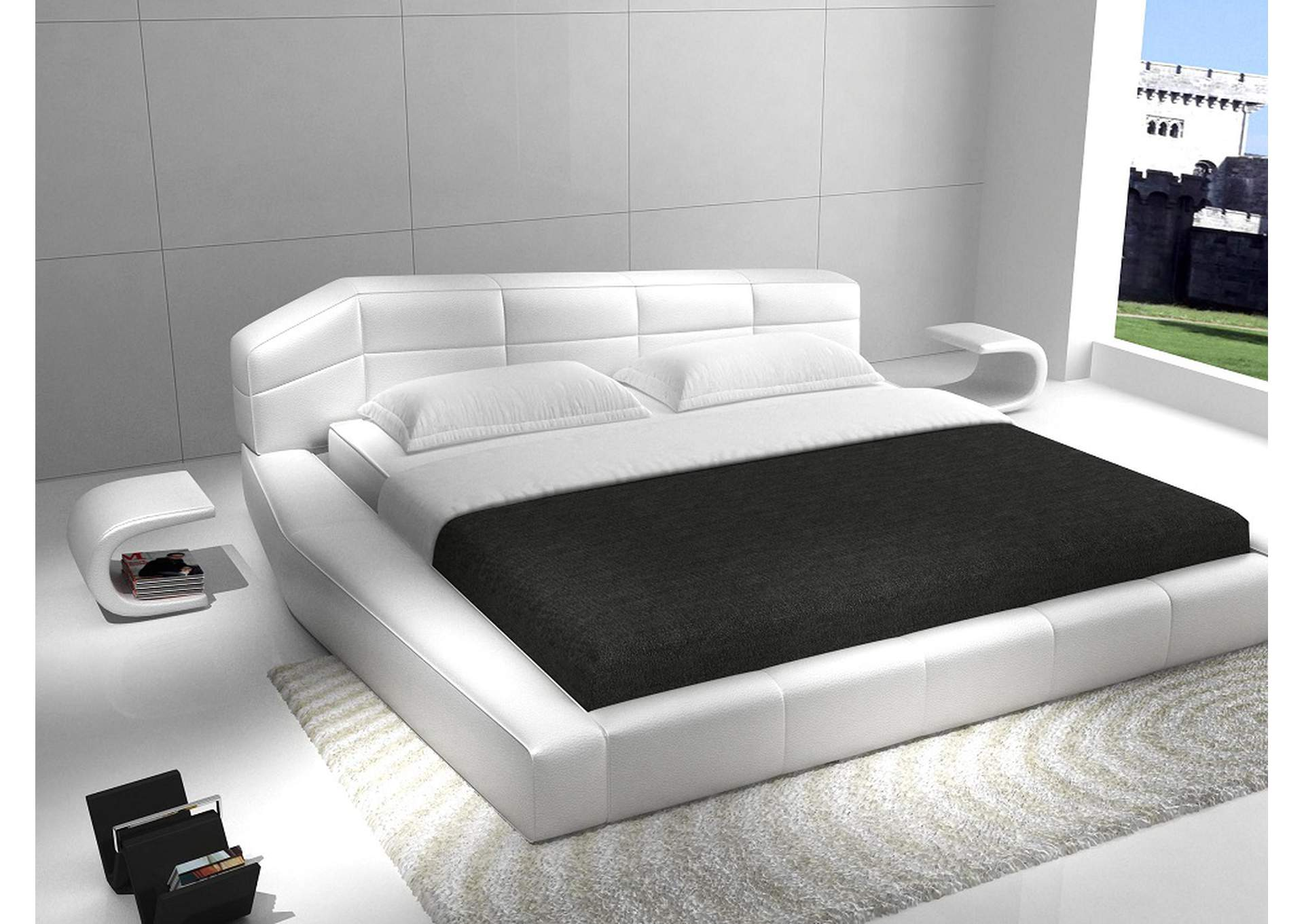 Dream Queen Size Bed,J&M Furniture