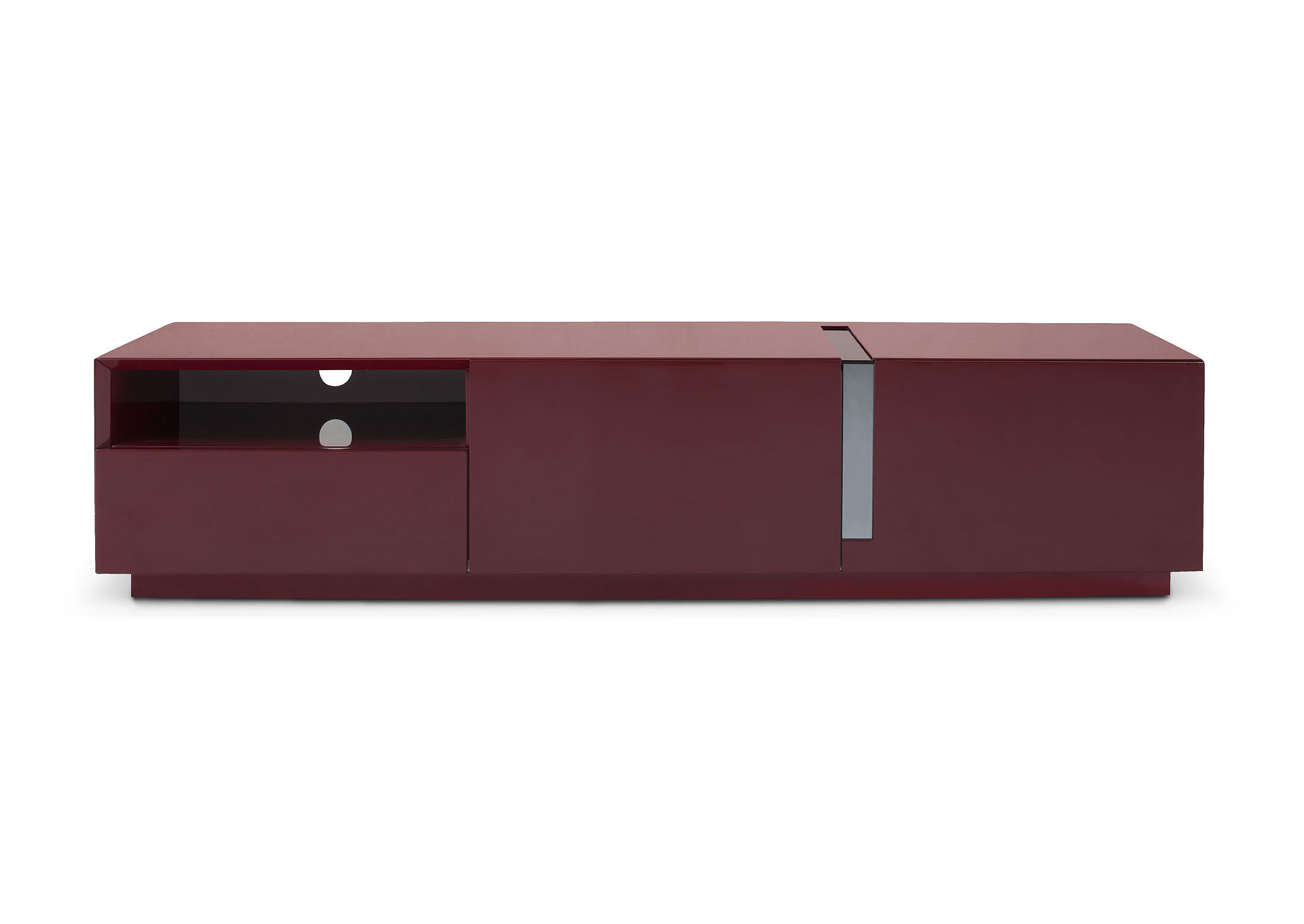 TV Stand 027 in Red High Gloss,J&M Furniture