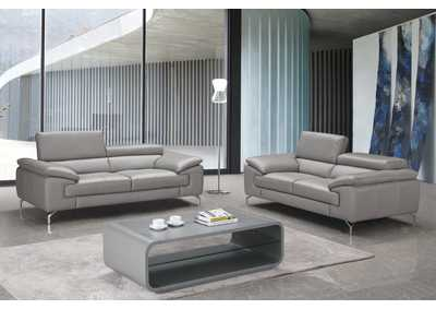 Image for Grey Liam Sofa & Loveseat