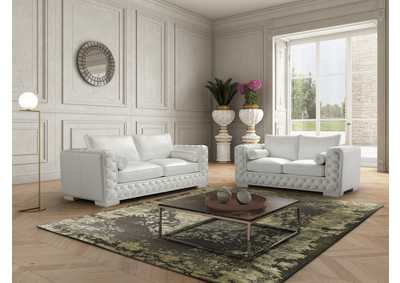 Image for Vanity Sofa in White