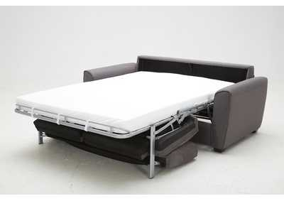 Image for Mono Sofa Bed in Grey Fabric