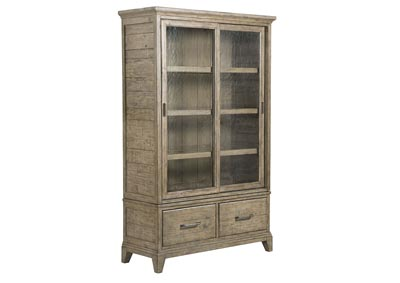 Image for Darby Stone Display Cabinet