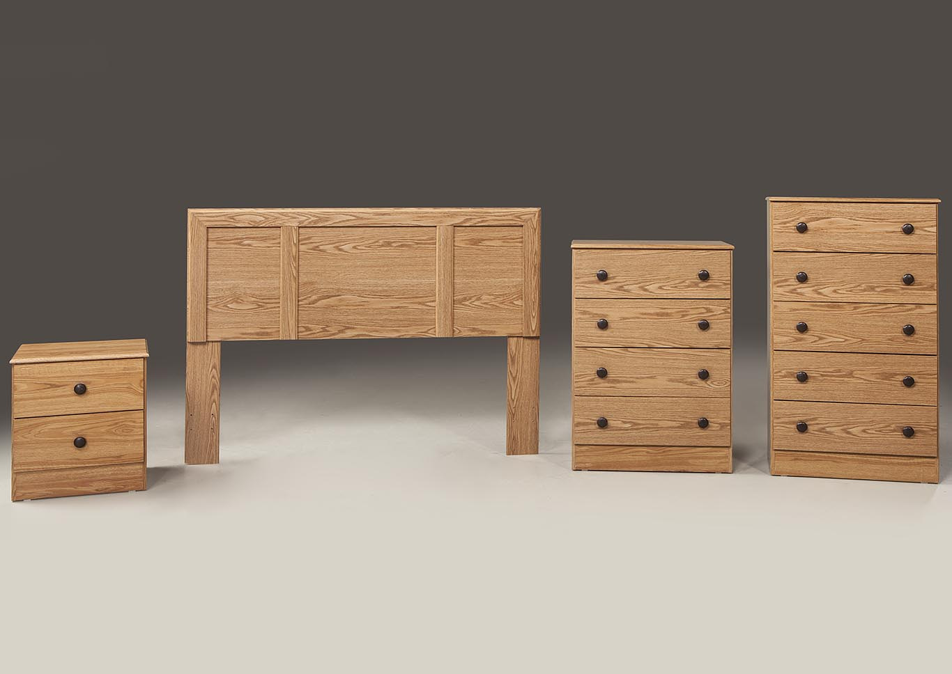 Oak Nightstand,Kith